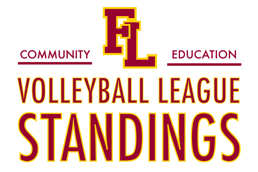 Volleyball Standings