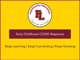 Early Childhood COVID Response