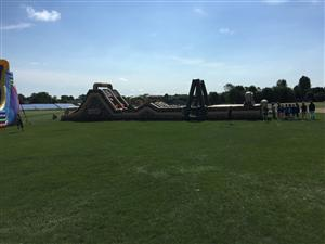 Last Day of School Obstacle Course