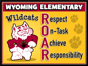 Wyoming Wildcats ROAR!