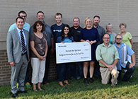 Polaris Awards Grant to Forest Lake Area High School for New Engineering and Design Build Lab