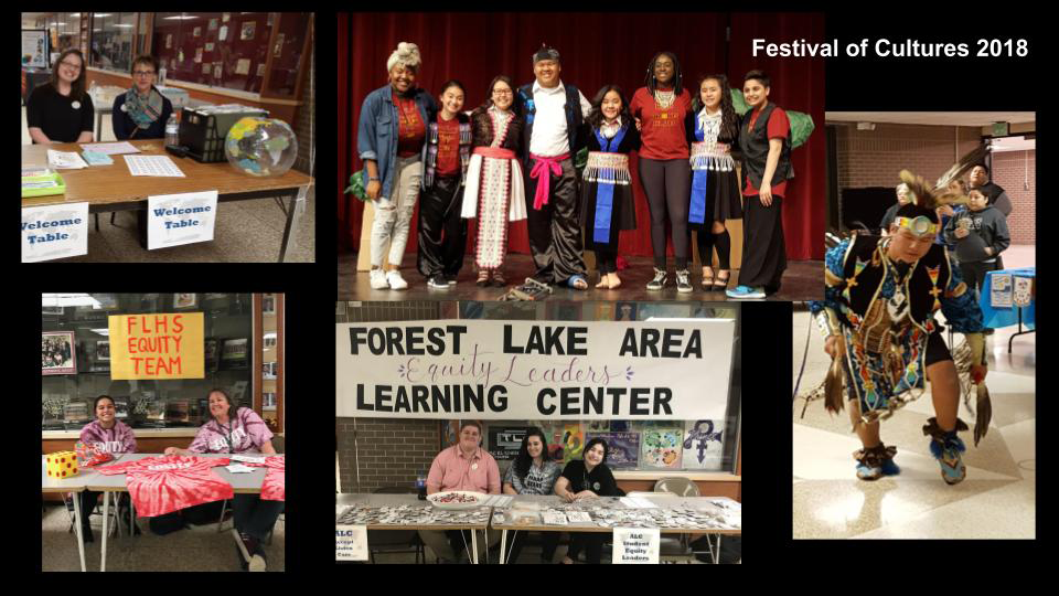 Photo collage from 2018 Festival of Cultures
