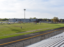 New athletic fields project approved