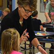 Scandia Principal Honored