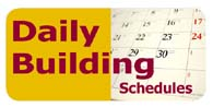 Daily Building Schedule link